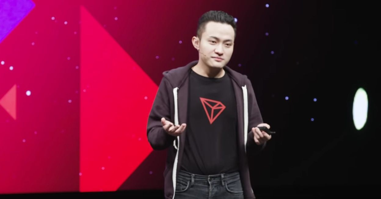 TRON CEO Justin Sun Wants to Send Actress Lindsay Lohan 'Something'