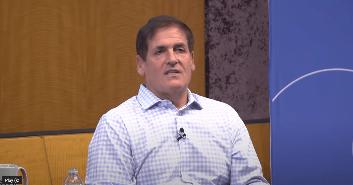 Mark Cuban Calls Dogecoin 'Best Entertainment Bang for Your Buck', Buys $DOGE for His Son