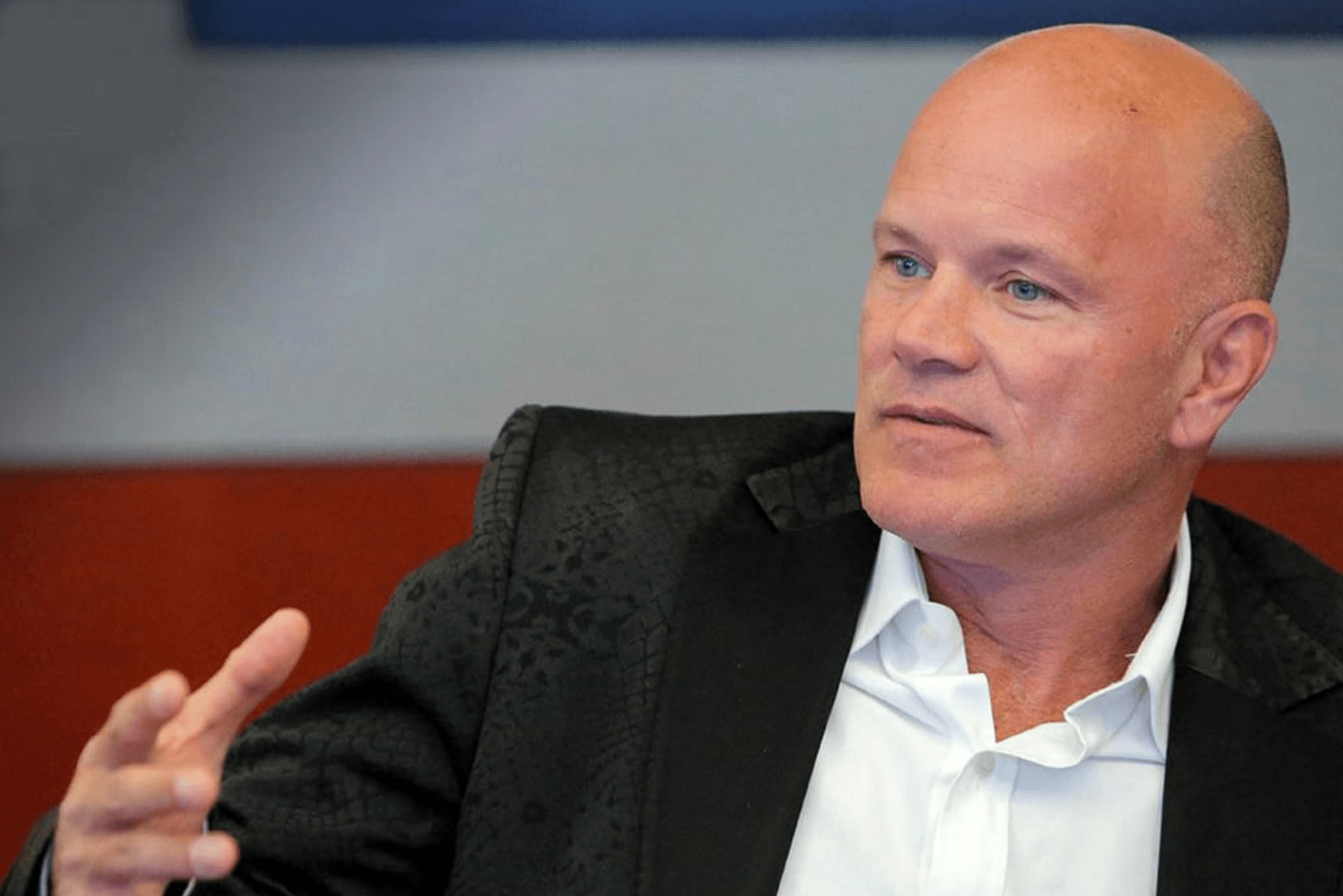 Billionaire Mike Novogratz Says 85% of His Net Worth Is in Crypto, Expects $ETH 'To Go a Lot Higher'