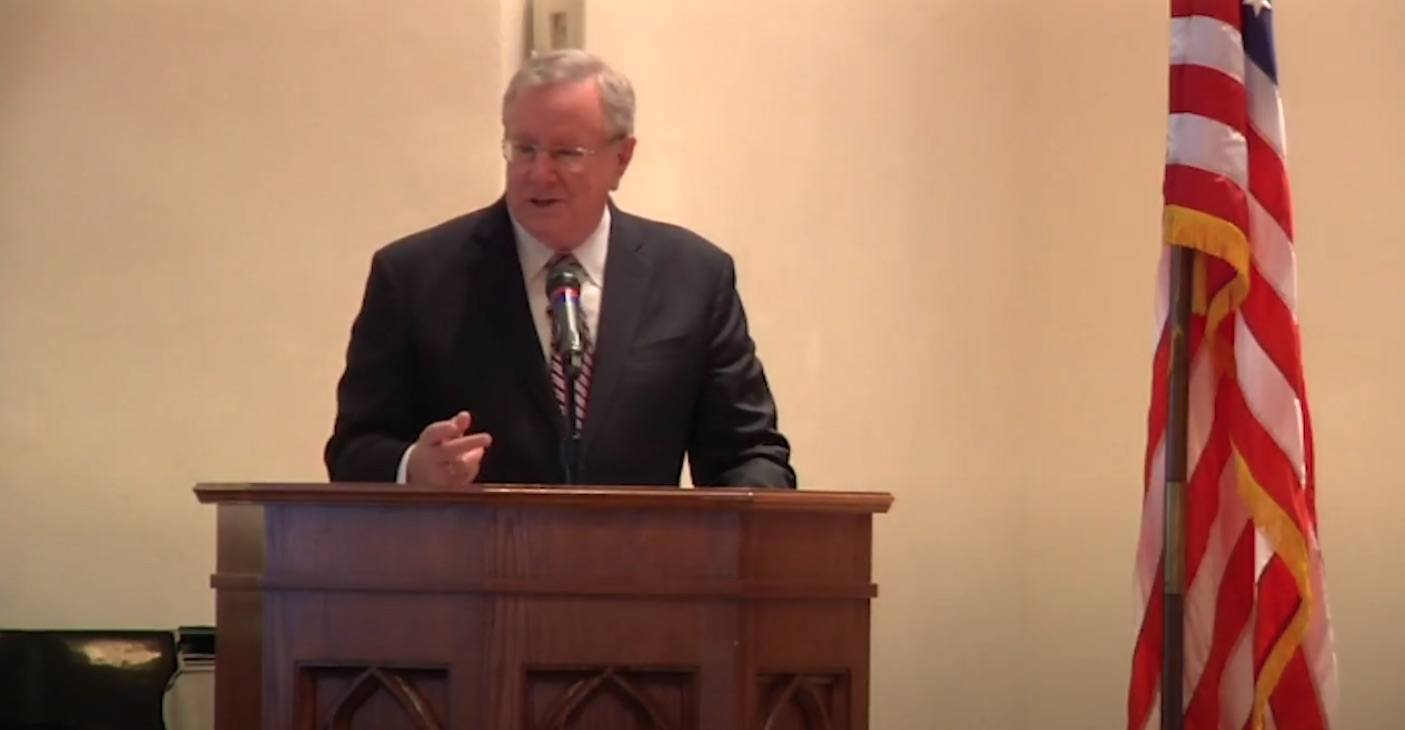 Former U.S. Presidential Candidate Steve Forbes on Bitcoin