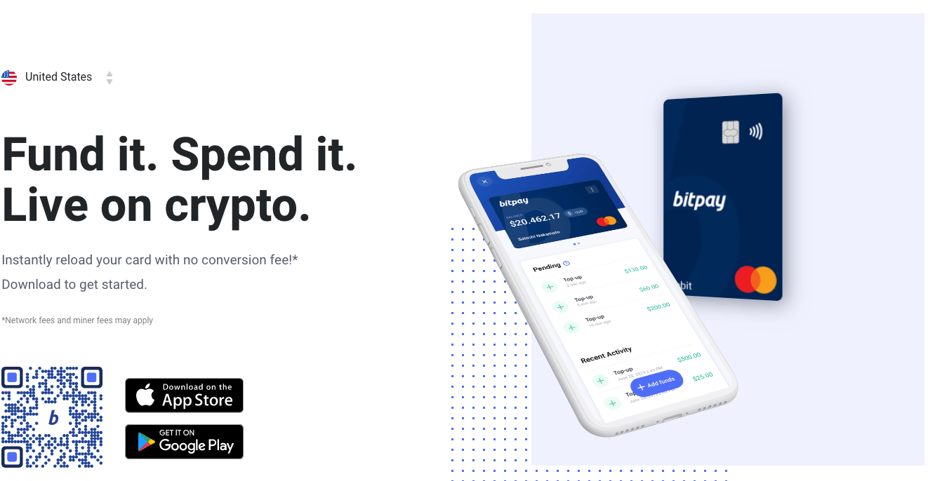 BitPay Adds Apple Pay Support for Its Crypto Debit Card