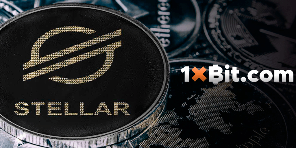 Crypto Gambling with Stellar – Now on 1xBit