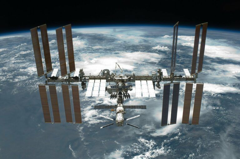 ETH May Not Go to the Moon, but an Ethereum Node Is Now at the International Space Station